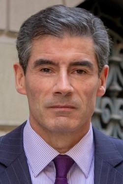 Mario Farren Risopatrón, Superintendente de Bancos e Instituciones Financieras - Foto de Ricardo Soto